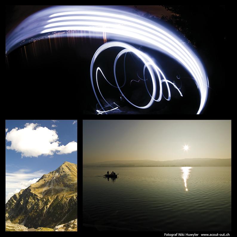 Licht Foto Referenzen