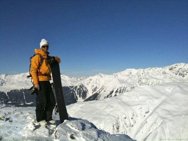 Freeridetour Davos