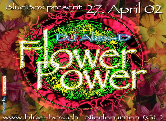 Party_flyer_FlowerPower