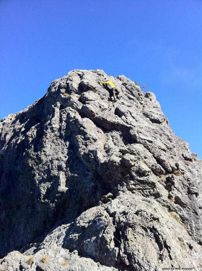 Alpin-Klettern-lll
