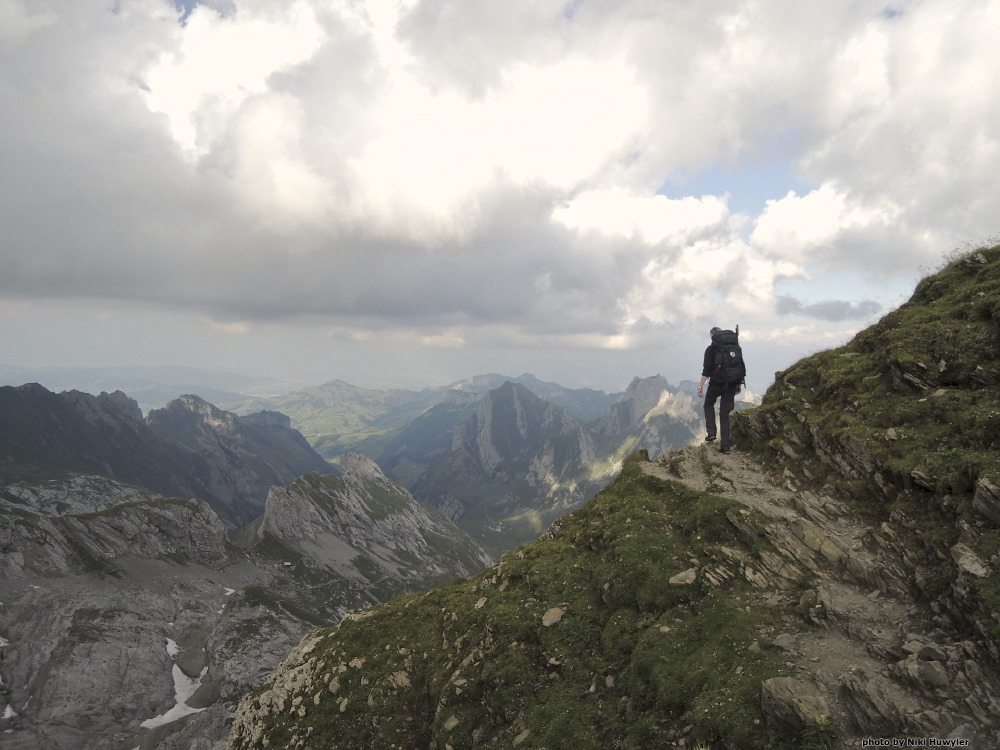 T3 - anspruchsvolles Bergwandern