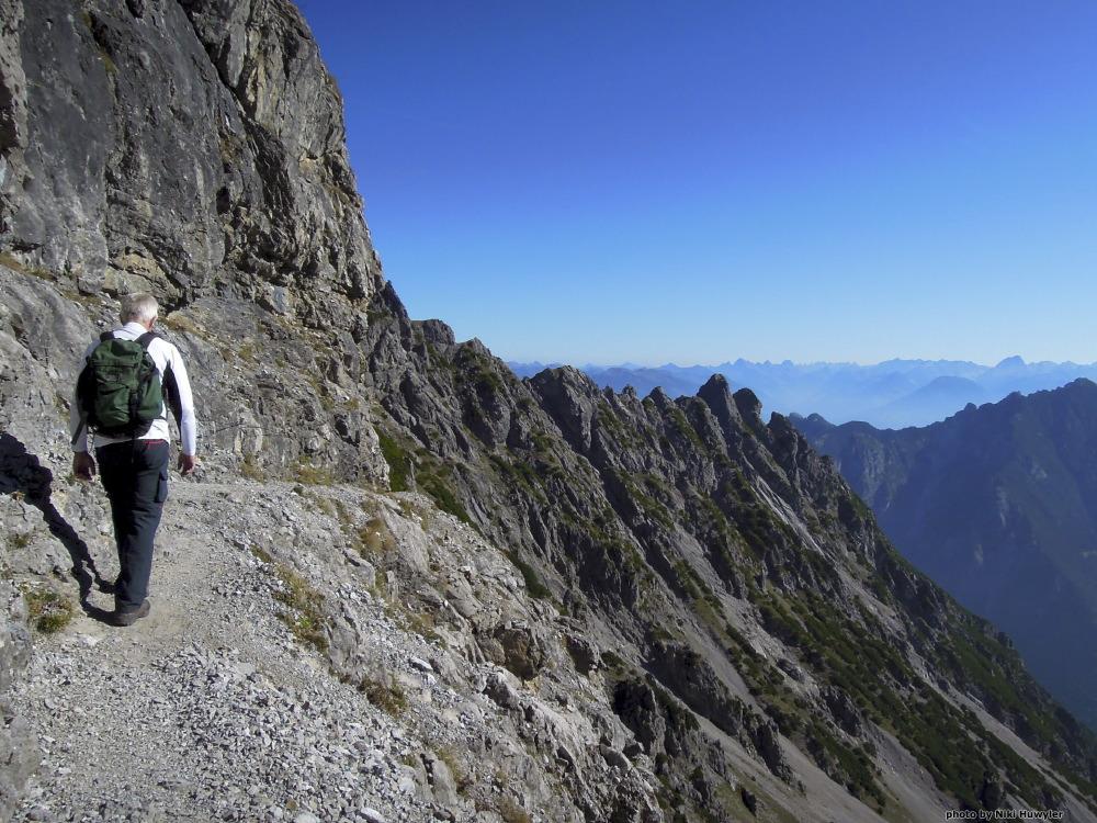 T4 - Alpinwandern