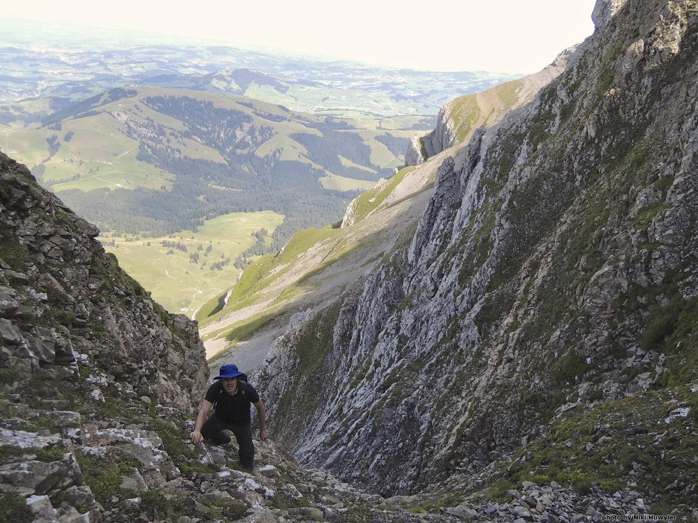 T5 - anspruchsvolles Alpinwandern