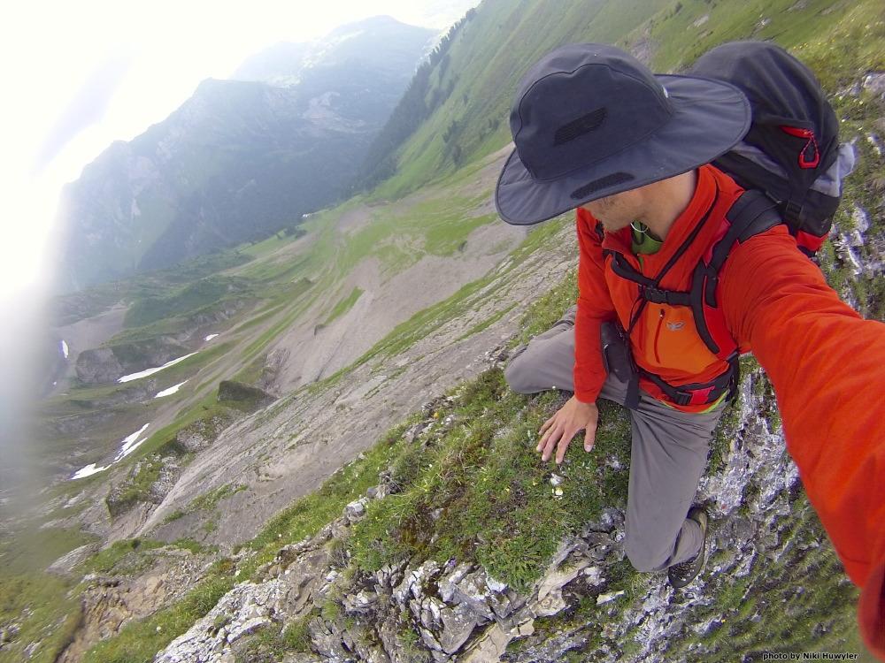 T6 - schwieriges Alpinwandern