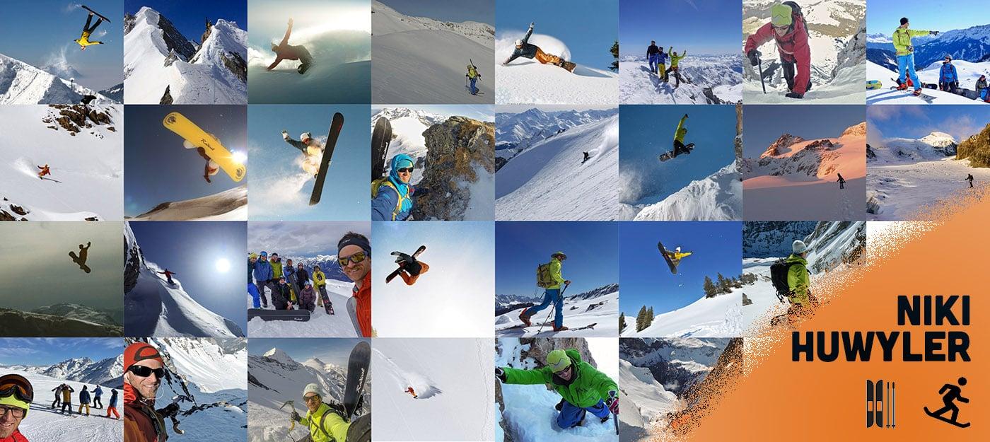 Permalink auf:Der Snowboarder